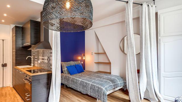 Petit appartement : mini surface, maxi idées