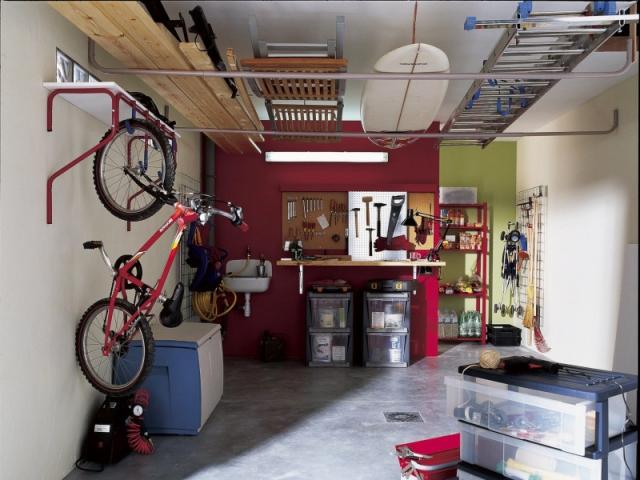un garage a-t-il besoin d'un système de chauffage ?