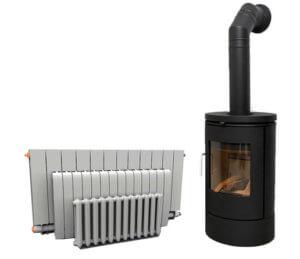 Poêle à bois ou radiateur électrique ?